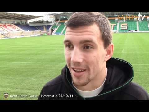 Saints winger Artemyev previews Saints vs Newcastle - Saints back Artemyev previews Saints vs Newcas