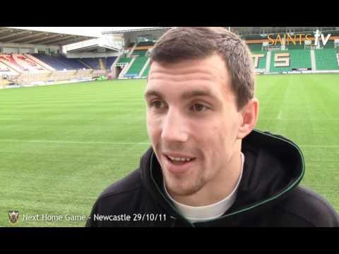 Saints winger Artemyev previews Saints vs Newcastle - Saints back Artemyev previews Saints vs Newcas