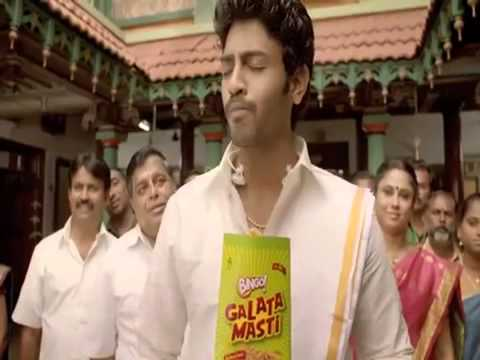 Bingo Galata Masti Commercial(dec 2013)-latest Indian Tv Ad video