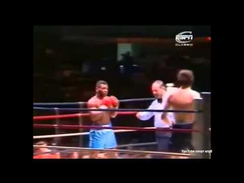 Бокс. Майк Тайсон - Дэвид Джако (ком. Беленький, Высоцкий) Mike Tyson vs David Jaco