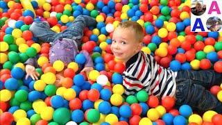 Детская Площадка Парк Развлечений Игровая  Kids Playroom Indoor playground