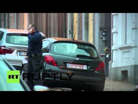 Belgium: Security level raised after anti-terror raid leaves two dead