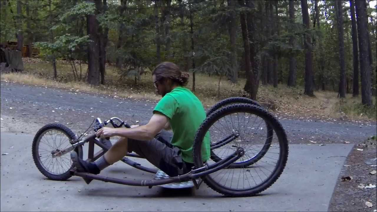 G p v gravity powered vehicle off road soap box three for Is a bicycle considered a motor vehicle