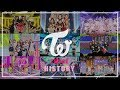 Lagu TWICE Special ★Since Debut to DTNA★(1hr Stage Compilation)