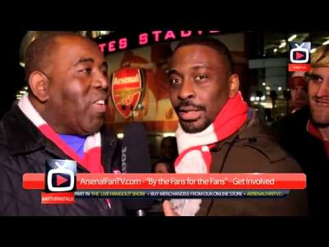 Arsenal 2 Swansea 2 - Wenger must Go (Fans Argue)