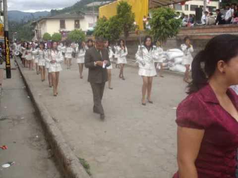 Desfile de la Alcaldía y las Instituciones del Municipio.
