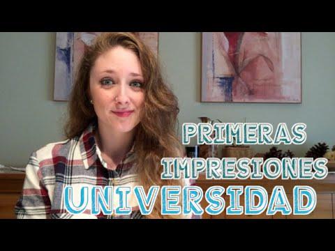 ESTUDIAR EN ALEMANIA: Primeras Impresiones Universidad