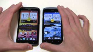HTC One X vs. HTC One S Dogfight Part 2