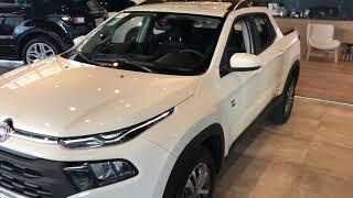 Fiat Toro Freedom 2.0 Turbo Diesel 4x4 Automatico 2019 seminovo - Personalité Automóveis