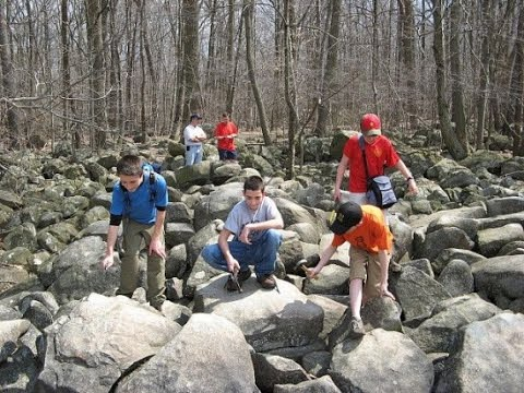 The Ringing Rocks of Pennsylvania – A Famous Geological Oddity