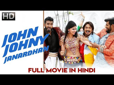 JOHN JANI JANARDHAN | New Released Full Hindi Dubbed Movie | Action Movie 2018 | South Movie