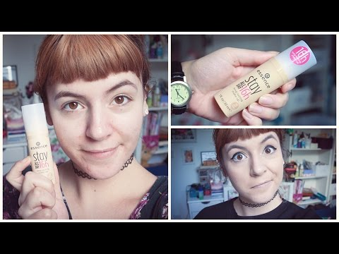 ESSENCE Stay All Day 16H MAKEUP | FIRST IMPRESSION