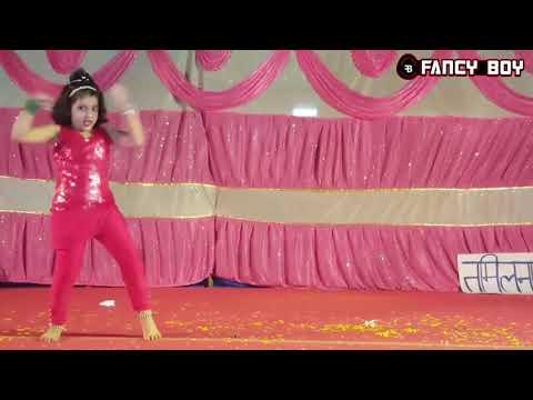 Cute littel Girl Awesome Dance Kala chasma and Nachange Saari Raat