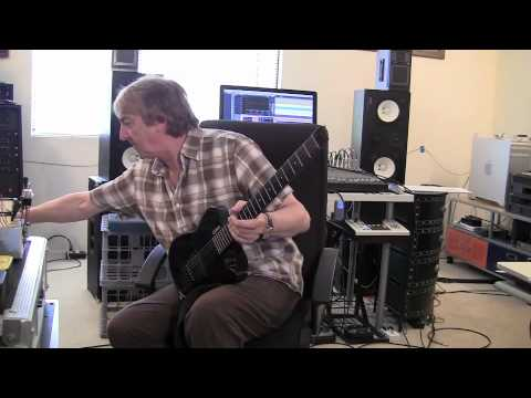 Allan Holdsworth - Rockett Pedals Signature OD/Boost