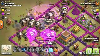 TH10 3 Stars TH12 | TH10 Best War Attack Strategy 2018 | Clash of Clans | clash of clan ep#5