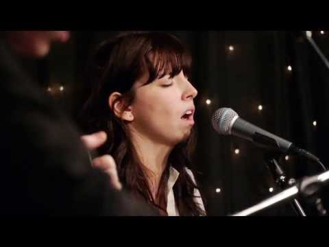 Little Green Cars - The Kitchen Floor (Live @ KEXP, 2013)