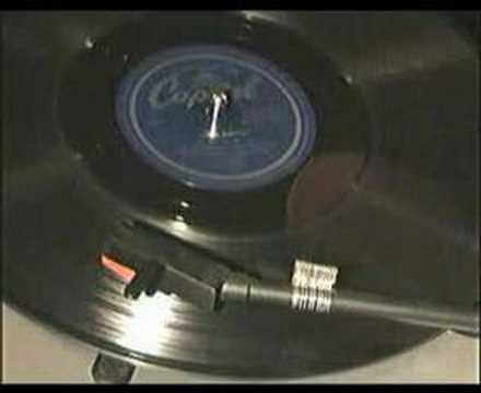 Tex Ritter - High Noon (Do not forsake me) 78 RPM