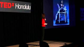 Modern art of recovery: Teresa Wong at TEDxHonolulu