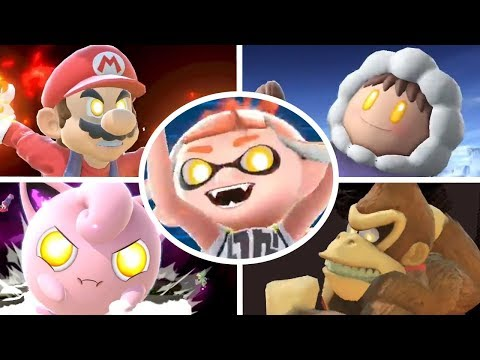 REACTING TO SUPER SMASH BROS ULTIMATE, SUPER MARIO PARTY