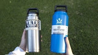 YETI vs. NEPTUNE BOTTLE (Social Experiment)