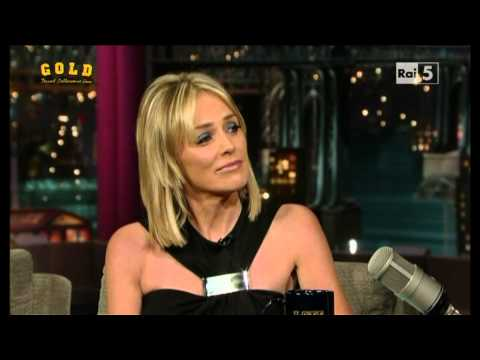 Sharon Stone al David Letterman (sub ita)