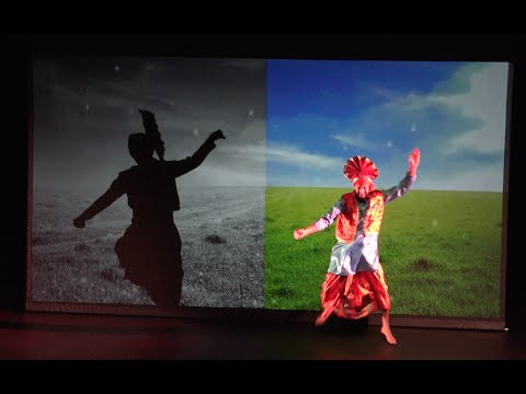 Traditional Vs Modern - Bhangra Empire - Winter 2015 Dance Off video