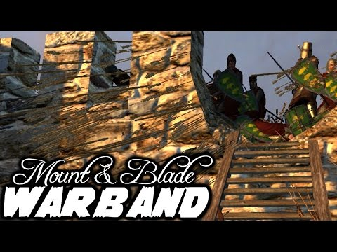 SO MANY ARROWS - Mount and Blade Warband Episode 47