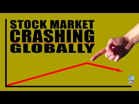 Stock Market CRASH as Deflation Begins! China Blamed for Panic Selloff!