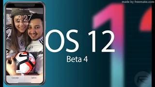 iOS 12 Beta 4 Corrección de un bug importante.!