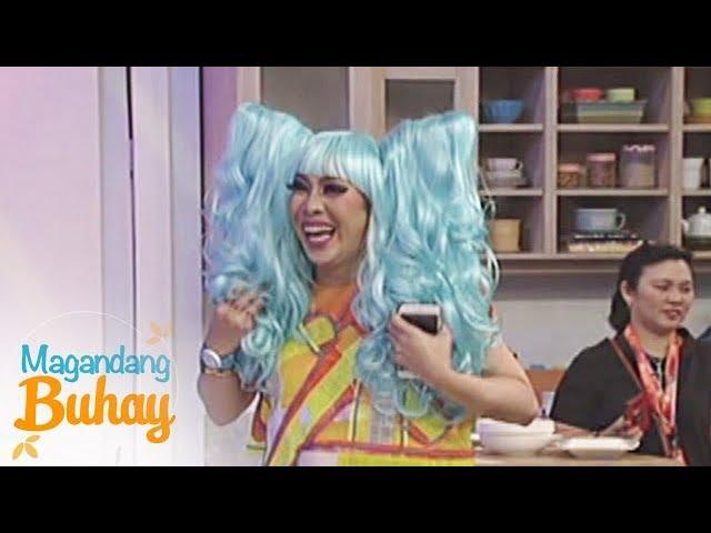 Magandang Buhay: The Revenger Squad's 'Gandarra' visits Magandang Buhay!