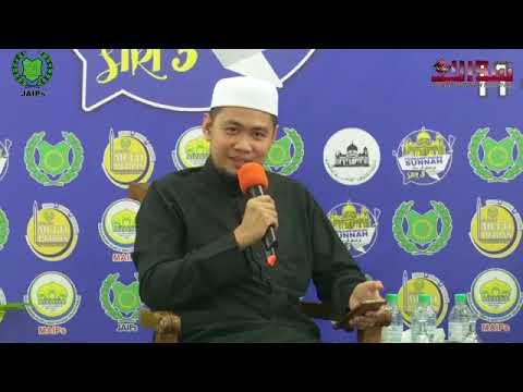 """Dr. Kamilin, Us. Nazim & Dr. Muhammad Irwan. PS5. """"Konsep Kerohanian Dalam Al Qur'an Dan As Sunnah""""."""