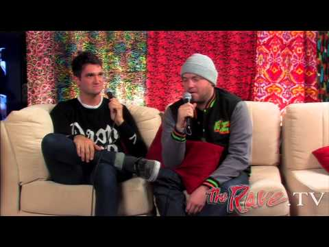 New Found Glory Backstage Interview 05/24/2013
