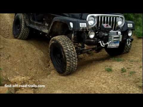 A Sweet Black On Black 2004 Jeep Wrangler Rubicon by Find Off Road Trails