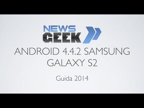 Android 4.4.2 su Samsung Galaxy S2 (GT-I9100) con CyanogenMod 11 da Newsgeek.it