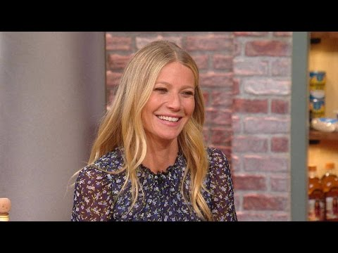 Gwyneth Paltrow Talks About Her New Cookbook Full of Quick Meals
