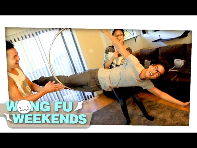 WFW 111 - Pole Dancing with Anna Akana!