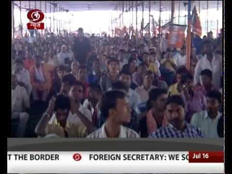 NDA's 'Parivartan' rally in Patna (Hindi)