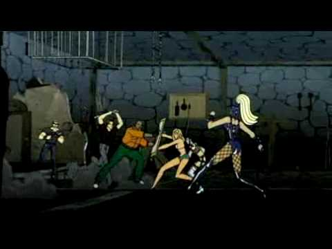 Charlie's Angels Animated Adventures Episode 1 (Full Throttle Prequel)