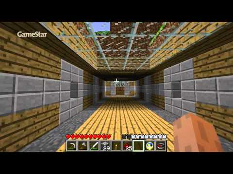 Minecraft - Test / Review von GameStar (Gameplay)