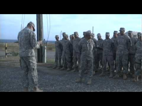 Guantanamo Bay Prepares For Hurricane Isaac - GITMO, Cuba Hurricane Preparations