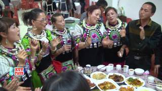 KUVPAUB: 3 COV LUS HMOOB (The 3 Main Dialects of Hmong Language) Counting 1 to 10