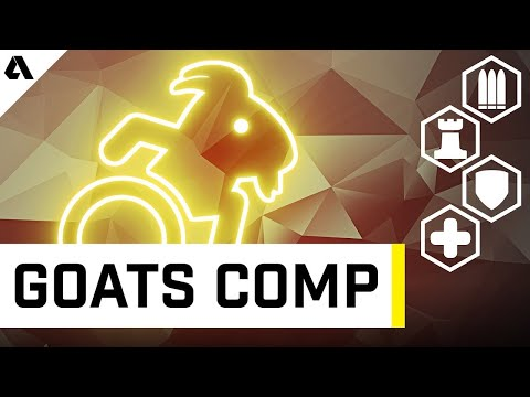 What Is The Overwatch GOATS Comp | Behind The Akshon