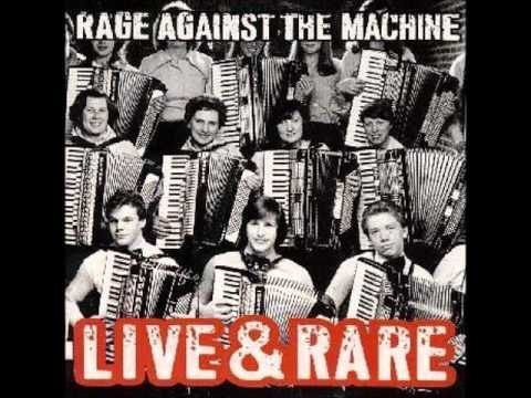 Rage Against The Machine - Live And Rare - Hadda Be Playing On The Jukebox