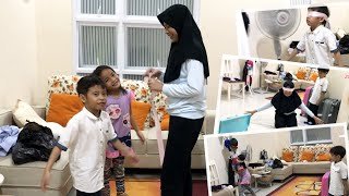 Mainan Anak Seru   Lets Play RUMAH KOSONG   Permainan Anak Lucu dan Seru   Zara Cute dan Saudaranya