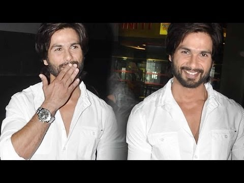 Fans Going Berserk With Shahid Kapoor!