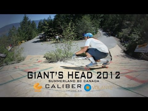 Comet Skateboards // Giants Head 2012