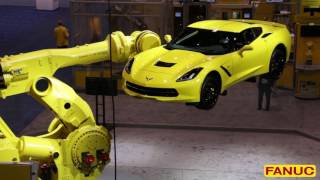 2016 IMTS FANUC Review