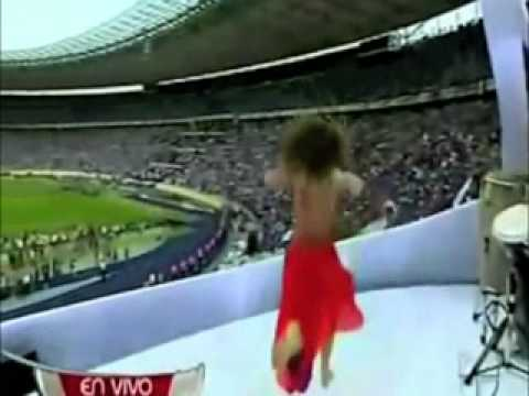waka waka-shakira (time for africa) english Videos HD http:jimvict...