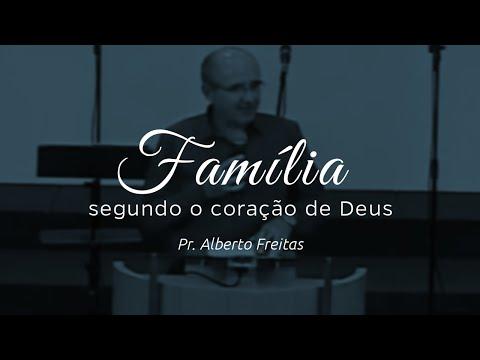 Reflexão Bíblica | 24/05/2015 - Pr. Alberto Freitas (noite)