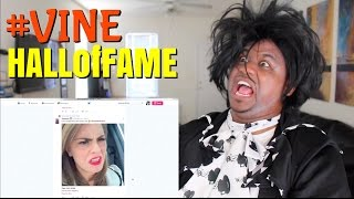 R.I.P VINE! The BEST OF.... #HallOfFame Reaction (2016)